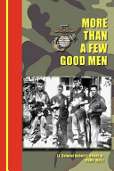 More Than a Few Good Men