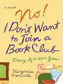 No  I Don t Want to Join a Book Club