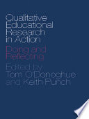 Qualitative Educational Research in Action