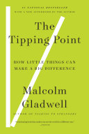The Tipping Point Idea Trend Or Social Behavior Crosses A Threshold