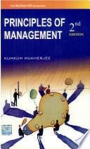 Principles Of Manegement 2E
