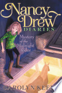 Mystery Of The Midnight Rider : third book of the nancy drew...