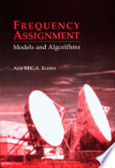 Frequency Assignment: Models and Algorithms