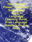 The  People Power  Education Superbook  Book 7  Language Learning Guide  Free Language Materials On the Web