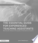 The Essential Guide for Experienced Teaching Assistants