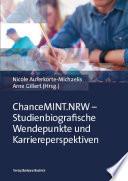 ChanceMINT.NRW – Studienbiografische Wendepunkte und Karriereperspektiven