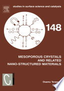 Mesoporous Crystals And Related Nano Structured Materials book