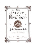 Book The Story of a Dewdrop