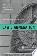 Law   s Abnegation