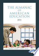 The Almanac Of American Education 2011 book