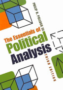 The Essentials of Political Analysis + A STATA Companion to Political Analysis