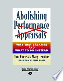 Abolishing Performance Appraisals  Large Print 16pt