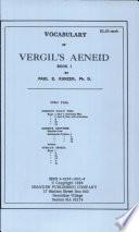 Aeneid  Book I
