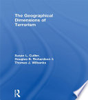 The Geographical Dimensions of Terrorism