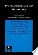 Over Literaire Kritiek Gesproken Het Boek Hugo