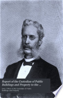 Report of the Custodian of Public Buildings and Property to the Governor of Iowa, for the Years ...