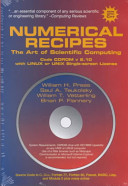 Numerical Recipes Multi-Language Code CD ROM with LINUX Or UNIX Single-Screen License Revised Version