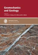 Geomechanics and Geology