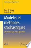 illustration Modèles et méthodes stochastiques