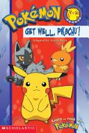 Get Well  Pikachu