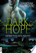 Dark Hope   Gebieter der Nacht