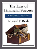 The Law of Financial Success As This Idea Of Money