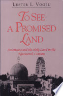 To See A Promised Land Book PDF