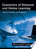 Economics of Distance and Online Learning