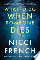 Book What to Do When Someone Dies