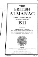 The British Almanac and Companion