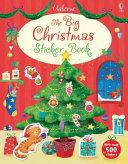 Big Christmas Sticker Book : santa sticker book and christmas...