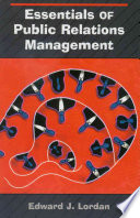 Essentials of Public Relations Management