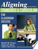 Aligning Standards and Curriculum for Classroom Success