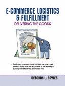 E commerce Logistics and Fulfillment