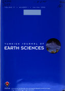 Turkish Journal Of Earth Sciences book