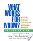 What Works for Whom   Second Edition