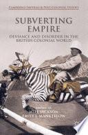 Subverting Empire