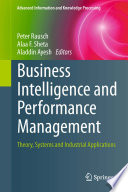 Business Intelligence and Performance Management