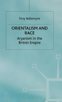 Orientalism and Race