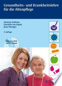 Gesundheits Und Krankheitslehre F R Die Altenpflege