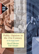 Public Opinion in the 21st Century