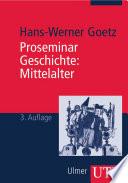 Proseminar Geschichte: Mittelalter