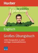 Gro  es   bungsbuch Englisch