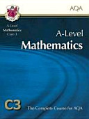 AS A Level Maths for AQA   Core 3  Student Book