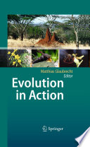 Evolution In Action book