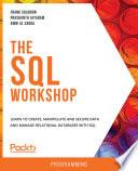 The Sql Workshop