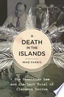 A Death in the Islands Book PDF