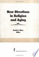 New Directions in Religion and Aging