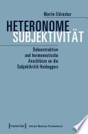 Heteronome Subjektivität