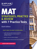 MAT Strategies  Practice   Review